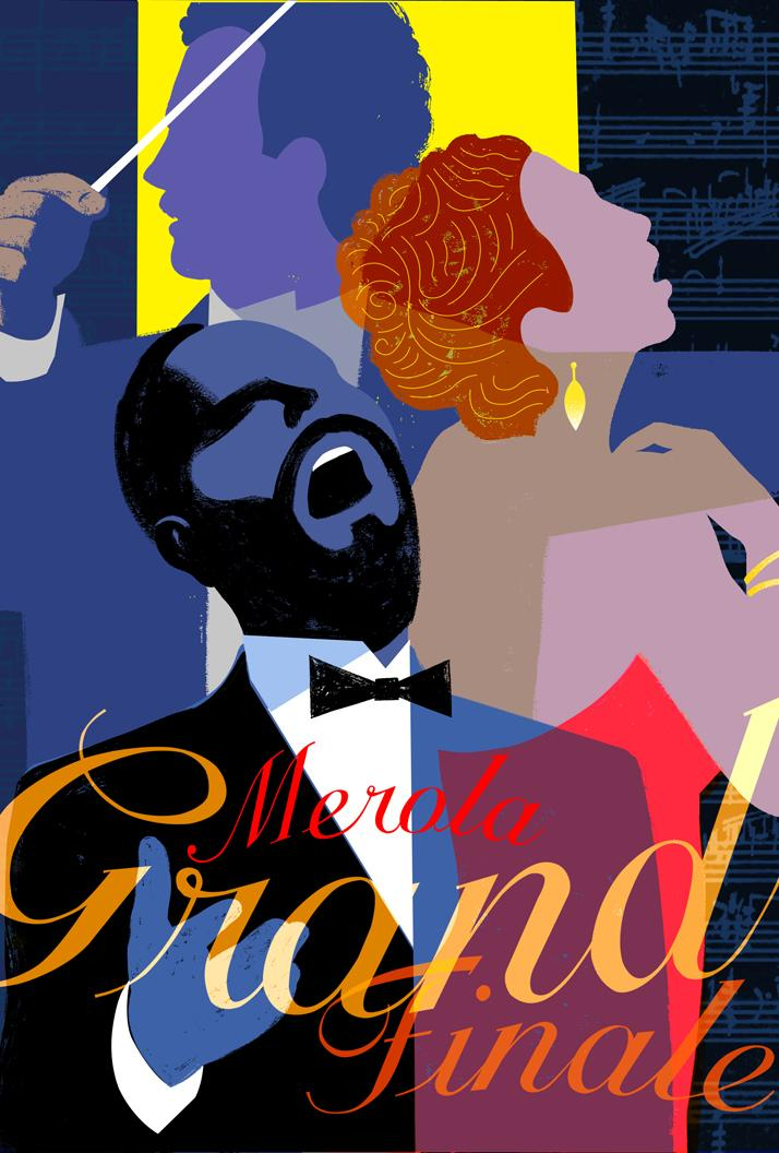 Merola Opera Program grand finale artwork